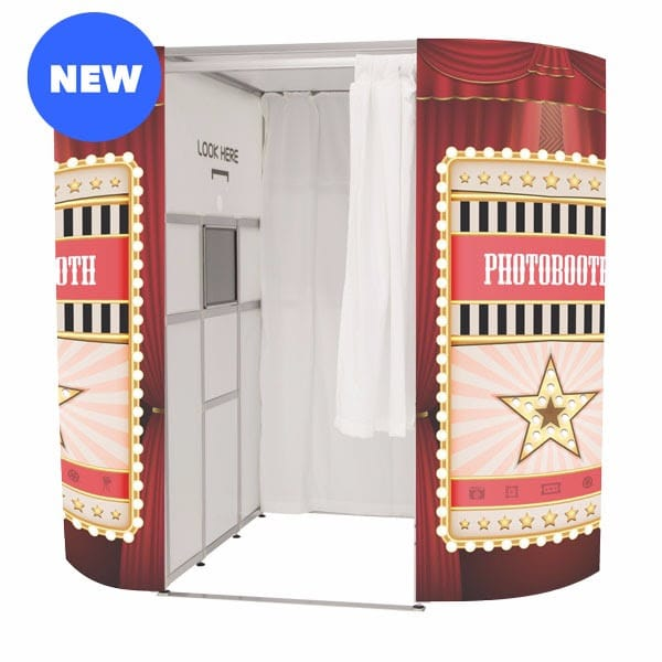 boutique photo booth